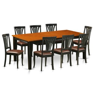Loraine 9 Piece Dining Set by Red Barrel Studio Sale