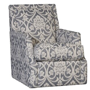 Cruse Swivel Armchair by Darby..