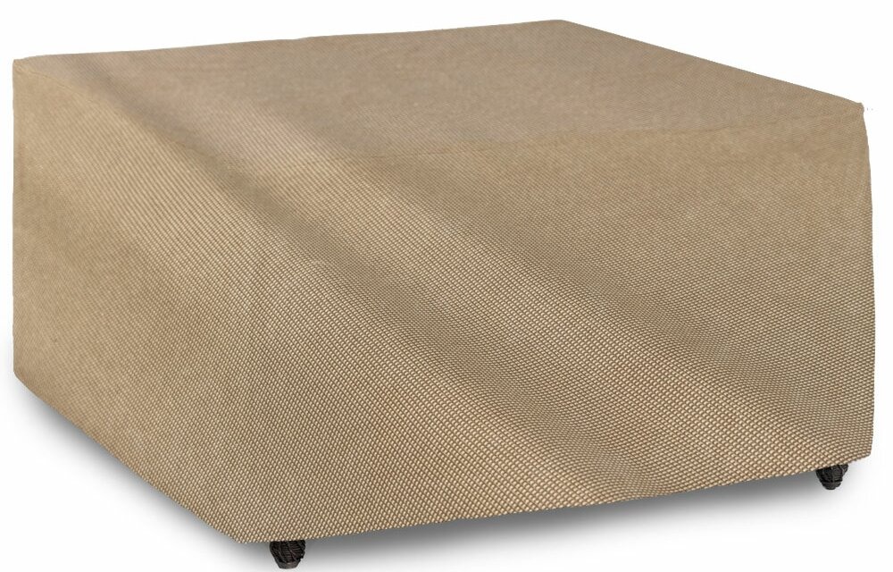 BudgeIndustries English Garden Square Patio Table Cover & Reviews ...