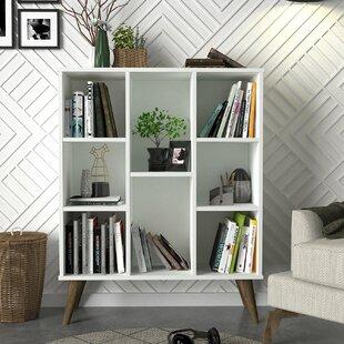 Bridgeman Bookcase By World Menagerie