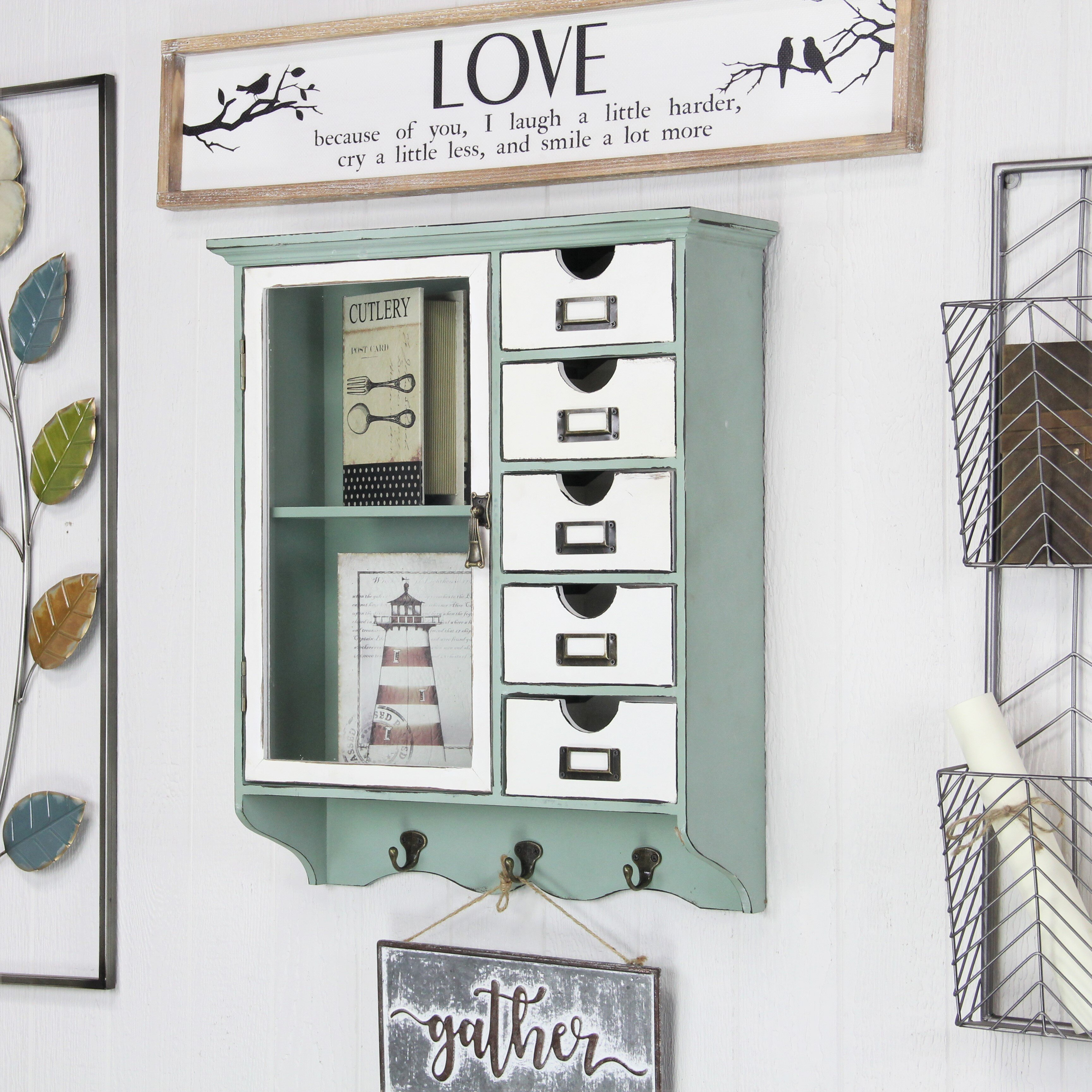 Green Mail Key Wall Organizers You Ll Love In 2021 Wayfair Ca