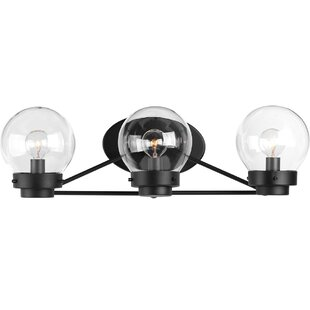 Cecere 3-Light Vanity Light by Wrought Studio