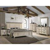 Larrison Queen Standard 5 Piece Bedroom Set by Highland Dunes