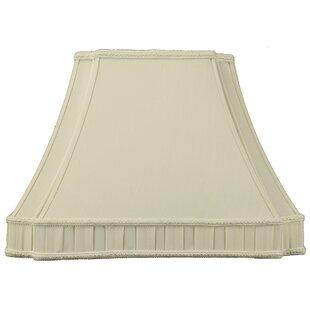 Classics Brass 16 Shantung Bell Lamp Shade