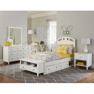 Viv + Rae Granville Twin Arch Bed with Storage