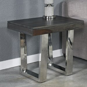 Mcnett End Table by Brayden Studio