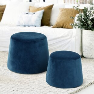 Delucia Pouf by Mercer41