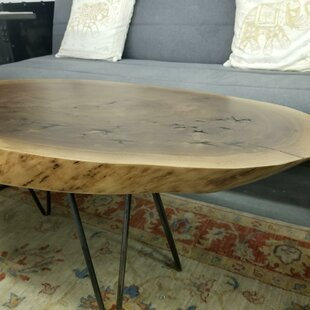 Cooperstown Walnut Coffee Table by Foundry Select