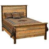 Glacier Panel Bed by Fireside Lodge