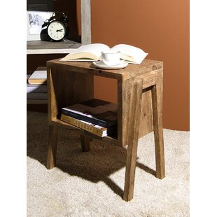 Oakhaven End Table with Storage