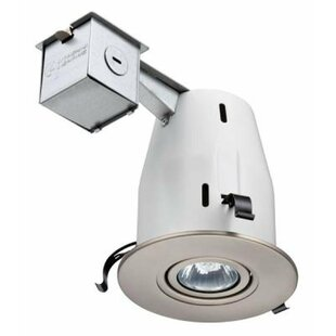 Gimbal LED Recessed Lighting Kit by Lithonia Lighting