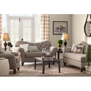 Wheatfield Configurable Living Room Set By Three Posts