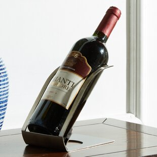 Hayden 1 Bottle Tabletop Wine Rack by Wro..