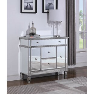 Burrow 3-Drawer Accent Cabinet by House of Hampton