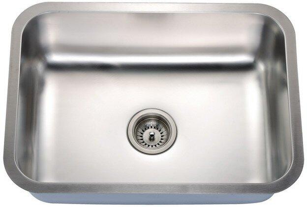 24   x 18   undermount kitchen sink daweier 24   x 18   undermount kitchen sink  u0026 reviews   wayfair  rh   wayfair com