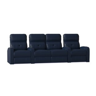Tufted Home Theater Row Seating (Row of 4)