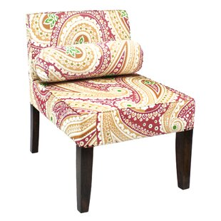 Isabelle Slipper Chair by Divine Home