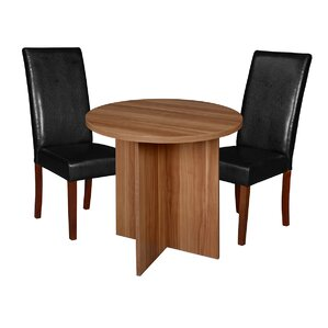 Niche Mod 3 Piece Dining Set by Regency
