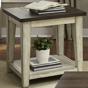 Yother End Table by August Grove