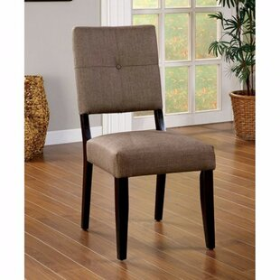 Red Barrel Studio Telly Upholstered Dining Chair (Set of 2)