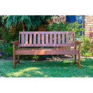 Lorne Teak Garden Bench