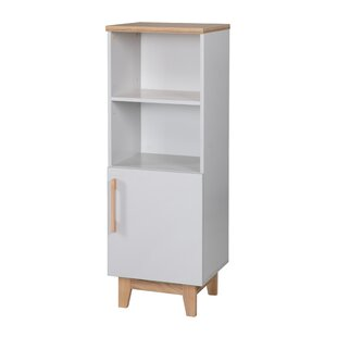 Caro 128cm Book Cabinet By Roba