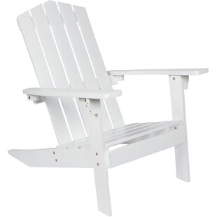 Breakwater Bay Weddington Solid Wood Adirondack Chair