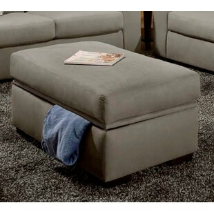 Rockland Storage Ottoman by Chelsea Home