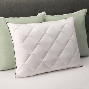 Affordable Plush Down Standard Pillow By Comfort Revolution