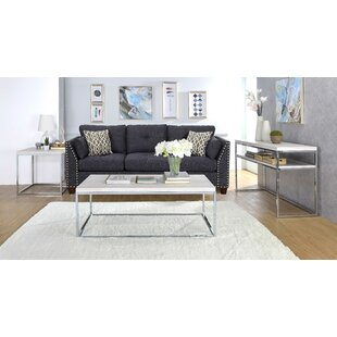Harvill 3 Piece Coffee Table Set By Orren Ellis