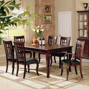 Armentrout Extendable Dining Table by Red..