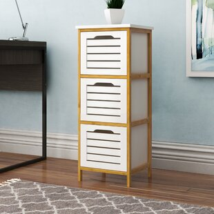 Chaisson 3 Drawer Accent Chest by George Oliver