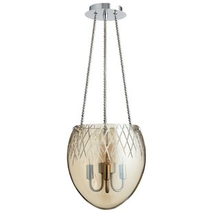 Cyan Design 3-Light Urn Pendant
