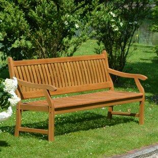Kalmar Wooden Bench By Bel Étage