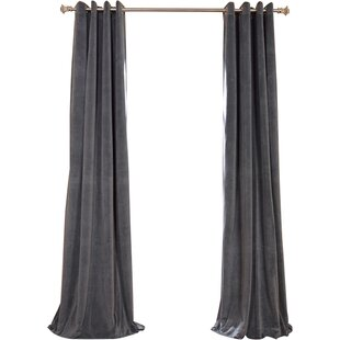 panel kittalilly blackout gray curtain curtains panels thermal pair design blue traditional home product kensie