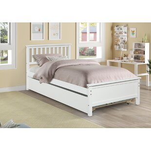 Pruden Twin Platform Bed with Trundle