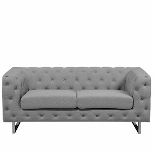 Dontae 2 Seater Sofa by Everly Quinn Best Design