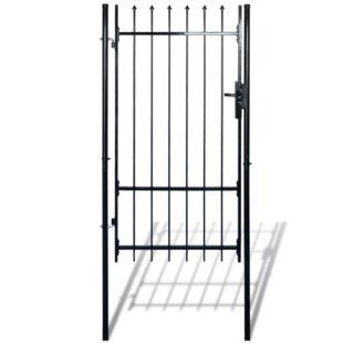 3' X 6' (1m X 2m) Metal Gate By DCor Design