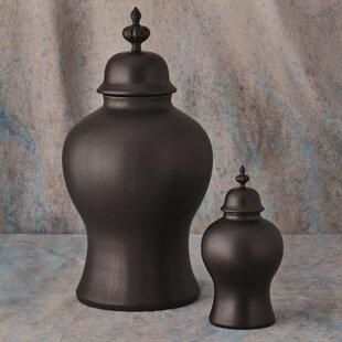 Ceramic Urns Jars Vases Urns Jars Bottles You Ll Love In 2021 Wayfair