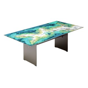 Etna Stone/Concrete Dining Table by Seaso..