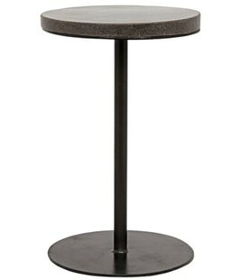 Lotus End Table by Noir