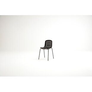 Holi Stacking Side Chair Set of 2 by TOOU