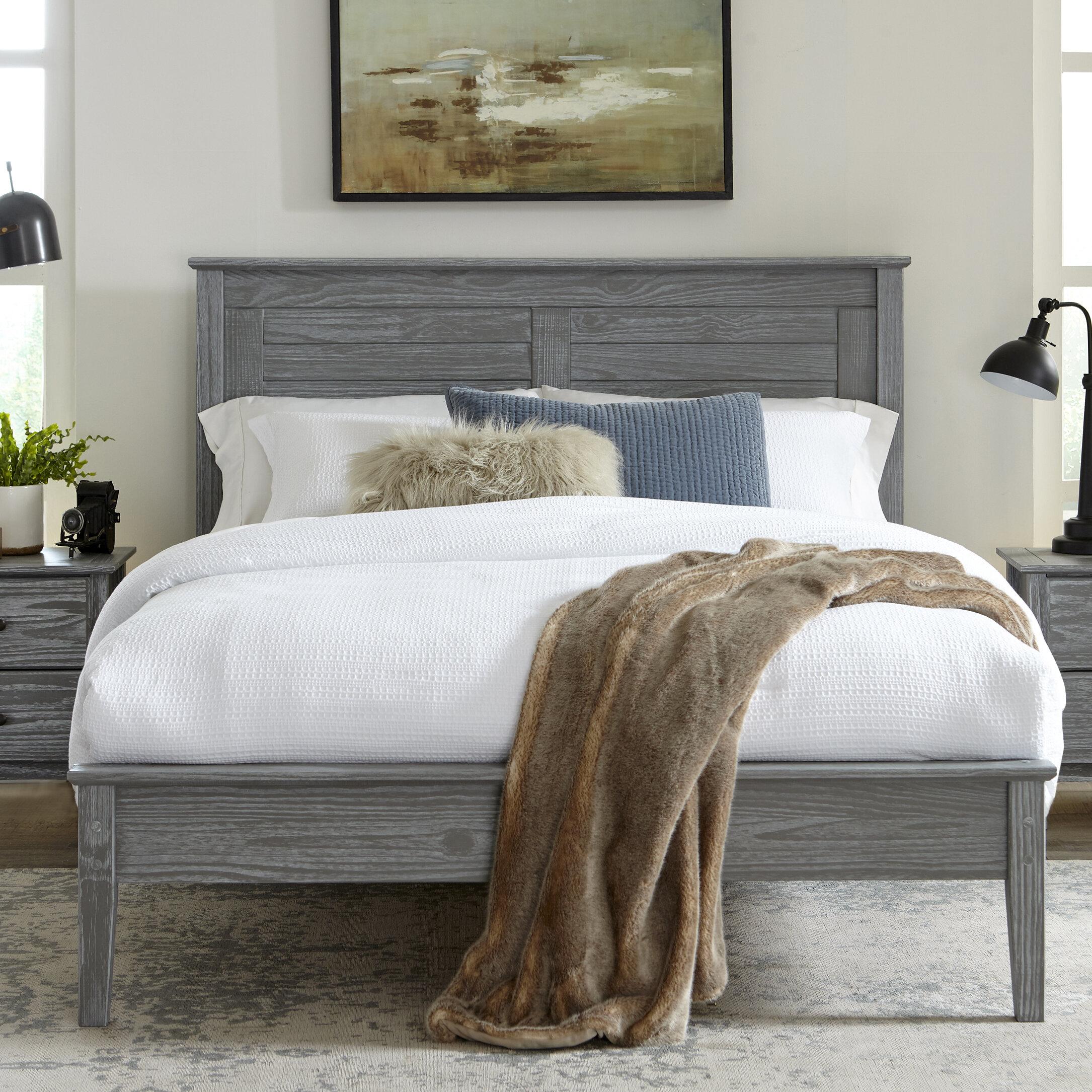 Blue Grey Bedroom Sets You Ll Love In 2021 Wayfair