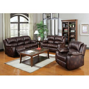 Red Barrel Studio Majeski Configurable Living Room Set