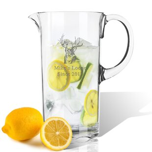 Tritan Buck Lodge 55 oz. Pitcher