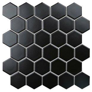Value Series Hexagon 2 x 2 Porcelain Mosaic Tile