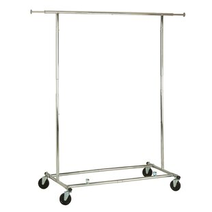 Adjustable Garment Rack by Honey Can Do