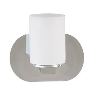 Georgina 1-Light Bath Sconce by Ebern Designs