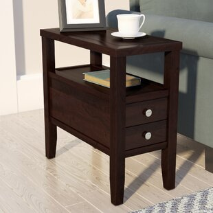 Purchase Gahagan End Table With Storage By Andover Mills