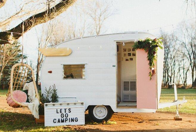 A Vintage Camper Revival Wayfair